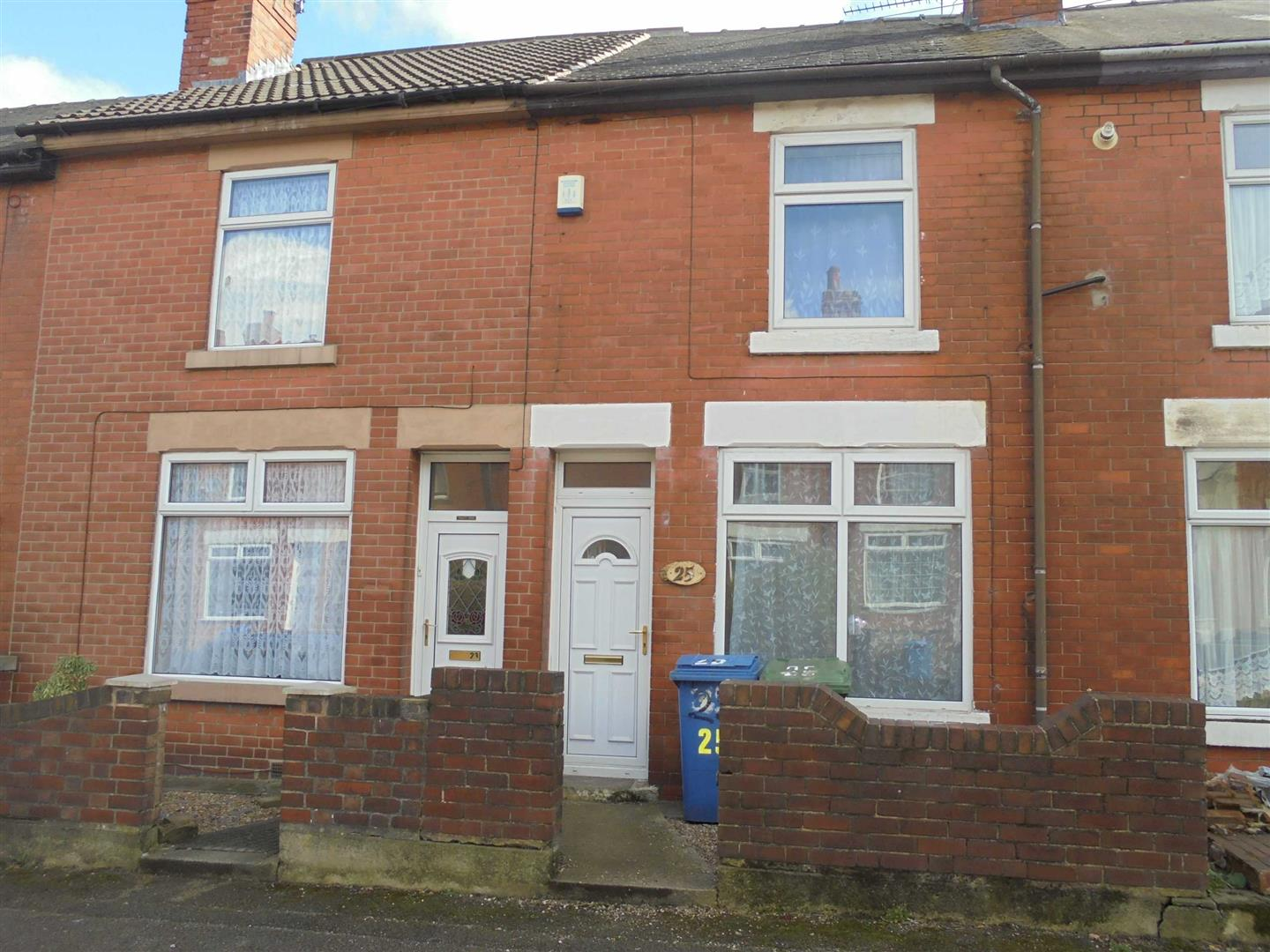 Harrington Street Mansfield NG18 5LS